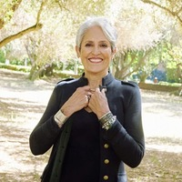 Belfast-bound Joan Baez tells of her lifetime as a singer and political activist