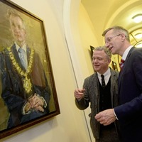 Former DUP mayor Brian Kingston's portrait cost public £15,000