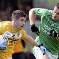 I still dream of playing at new Casement Park: Antrim defender Patrick McBride