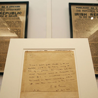 Owner of Patrick Pearse surrender letter hits out as artefact leaves country