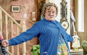 TV review: Mrs Brown's Boys character given new identity in Christmas special