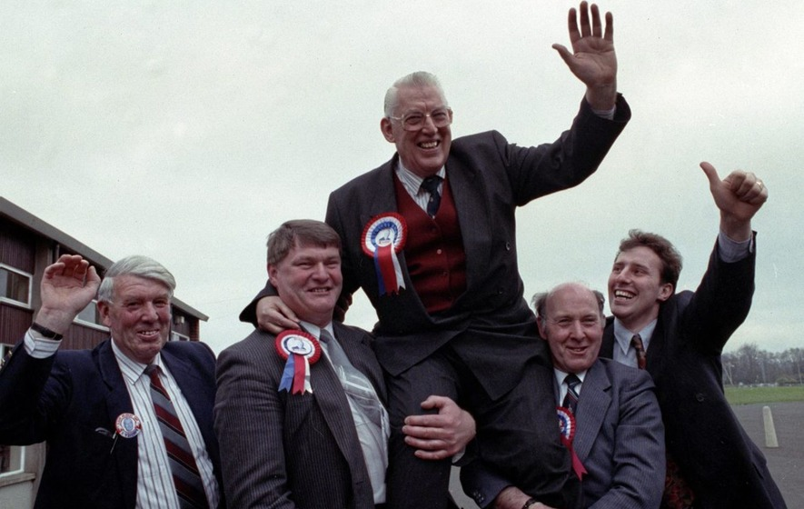 State Papers Ian Paisley Complained Of Nio Smears