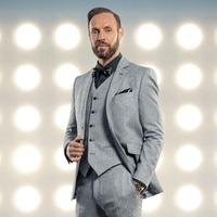 Dancing On Ice's Jason Gardiner: Mr Nasty label is lazy and boring