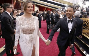 Sleb Safari: Chrissy Teigen and John Legend's new year's flight to Tokyo goes pear shaped
