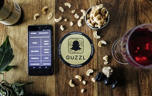 No need to queue as business graduate says 'cheers' to new Guzzl drinks sticker