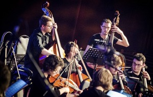 Belfast's Irish Video Game Orchestra on performing at the Out to Lunch festival