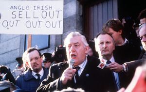 Ian Paisley spotted in car outside Slane takeaway before Peter Robinson trial
