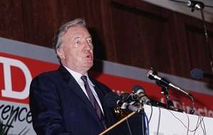 Haughey raised likely reception by unionists ahead of first visit to Belfast