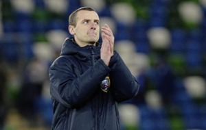 Coleraine enjoying the view from the top insists Bannsiders boss Oran Kearney