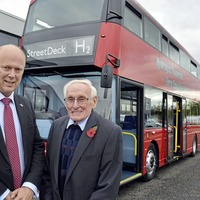 Wrightbus founder heads honours list with Knighthood