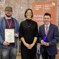 Belfast Met scores hat-trick at Creative and Cultural Awards