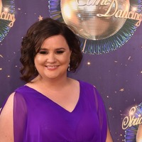 Susan Calman celebrates TV star of the year title with a 'custard cream'