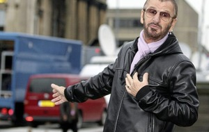 Ringo Starr and Barry Gibb awarded knighthoods in New Year honours