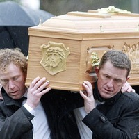 Hundreds bid farewell to mother of champion jockey AP McCoy