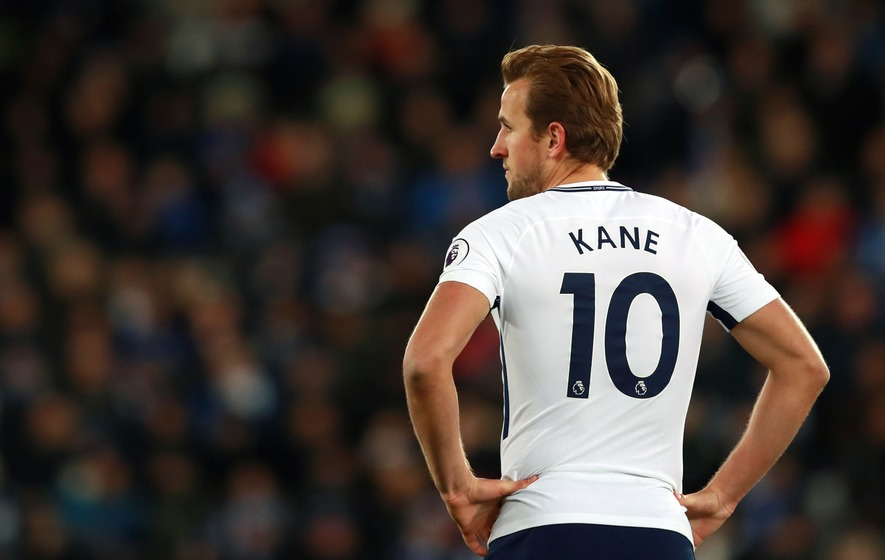 Want To Watch All 39 Of Harry Kane's 2017 Premier League