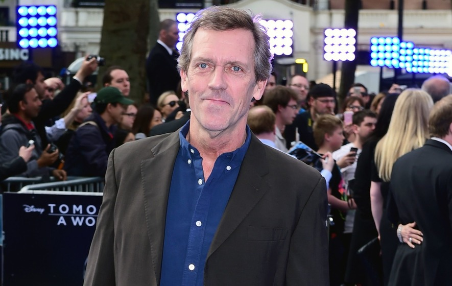 Who did hugh laurie play in stuart little