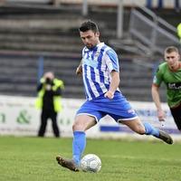Coleraine midfielder Brad Lyons hails Eoin Bradley return