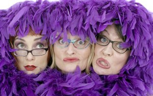Comedy trio The Nualas on bringing Glam Slam to Belfast