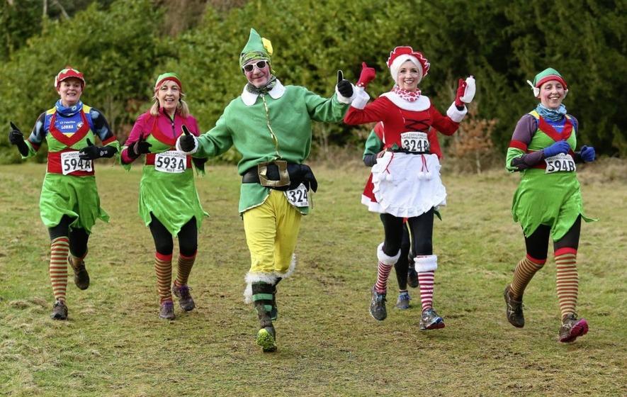 Castlewellan Christmas Cracker Race Draws Hundreds Of Runners The Irish News