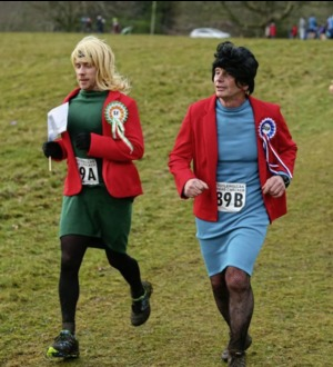 Castlewellan Christmas Cracker race draws hundreds of runners