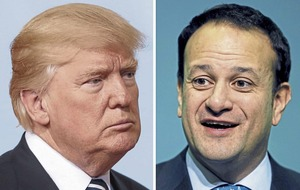 Trump's negotiating techniques would be no help in breaking talks deadlock, says taoiseach