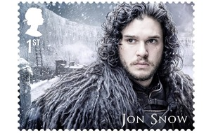 Game of Thrones characters to feature on new stamps