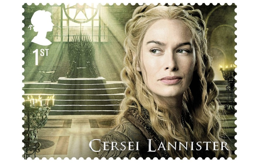 Game of Thrones Wins Ultimate Put-On-Stamp Accolade