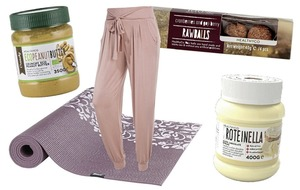 Netting a Bargain: Shed pounds from your waistline, not your wallet, with Lidl's health food and yoga wear