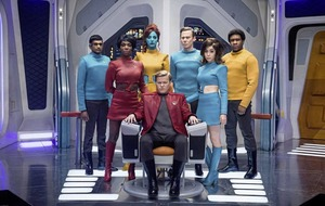 Are you watching?: Black Mirror series four