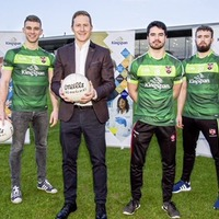 Kingspan team up with Queen's University gaelic football club for 2018
