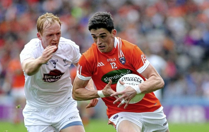98bfdb607ac7 Rory Grugan says Armagh can t afford to think about the absentees ahead of  the new season