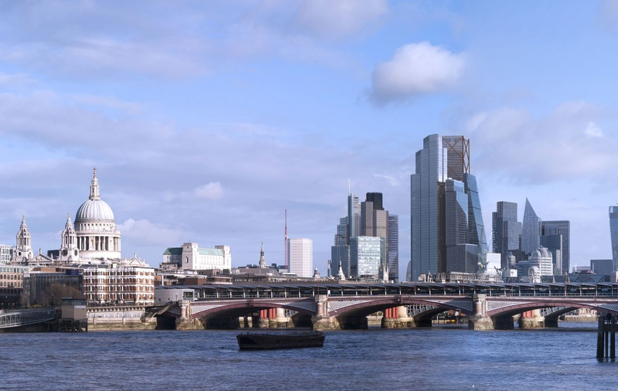 These Remarkable Pictures Show How The City Of London S