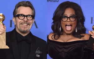 Gary Oldman, Oprah Winfrey winners at Golden Globes dominated by harassment scandal