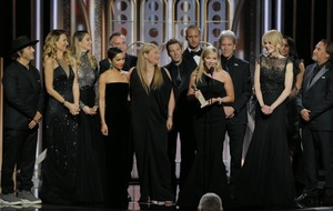 In pics: Stars don black at Golden Globes in solidarity with harassment victims