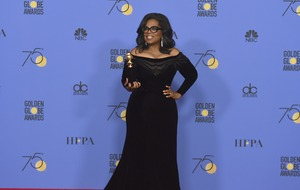 Oprah Winfrey sparks calls to run for US presidency with Golden Globes speech