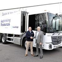Waste firm RiverRidge invests in new fleet
