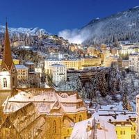 Austrian ski resort Bad Gastein where Abba meets the wild west – in a good way