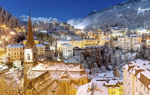 Austrian ski resort Bad Gastein where Abba meets the wild west – in a good way
