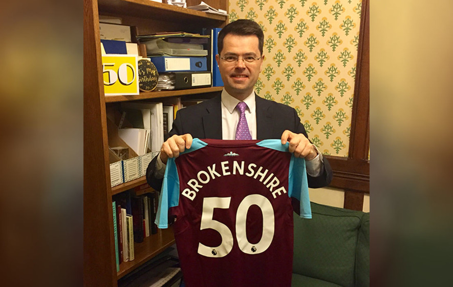 Brokenshire resigns as Northern Ireland Secretary