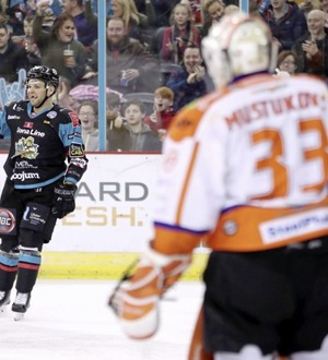 In-form Fife Flyers could pose problems for Belfast Giants