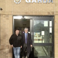 Republican councillor arrested in Donaldson murder probe released without charge