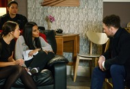 Corrie fans in floods as Alya sobs over Luke's death
