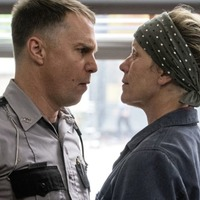 Bad mother: Frances McDormand, Martin McDonagh and Sam Rockwell on Golden Globes hit Three Billboards