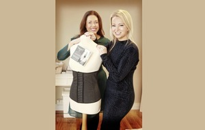Co Down-based Cinch Corsets re-shaping women worldwide