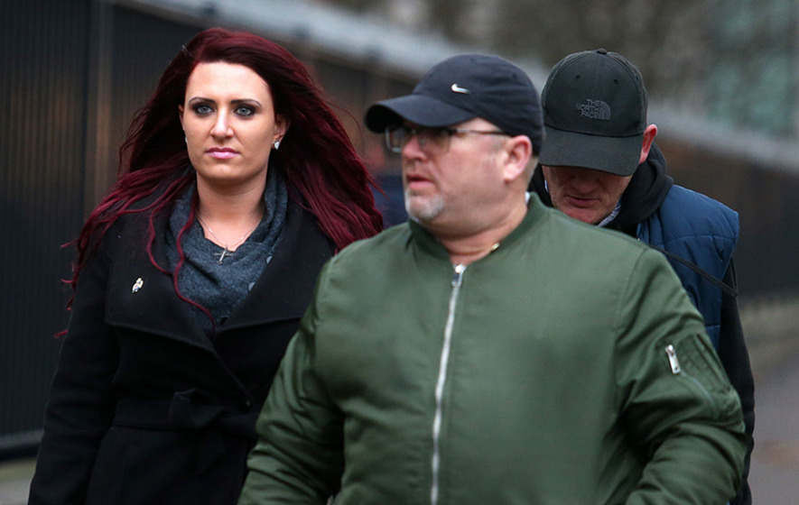 Fransen of Britain First faces spring trial in Belfast