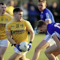 Numbers game could put Antrim into McKenna Cup semi-final contention