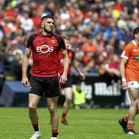 Darragh O'Hanlon and Connaire Harrison in contention for starting spots as Down clash with Derry