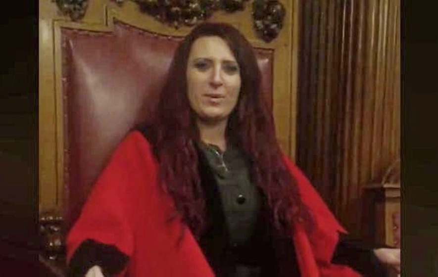 Probe into Belfast City Hall film of Britain First deputy leader