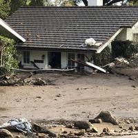 Oprah 'praying' for California community after at least 13 killed by flooding