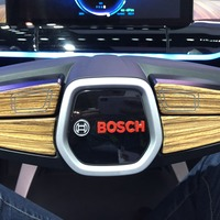 Bosch is the surprise mastermind behind some of the coolest car tech at CES